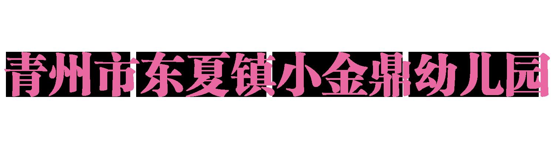 青州市东夏镇小金鼎幼儿园