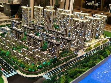 杭州家装沙盘模型