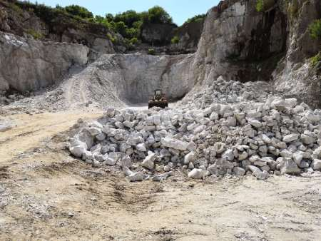 吉林采石场