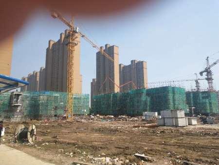 张家港中兴公司开区的碧桂园