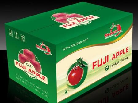 水果包装纸箱覆膜